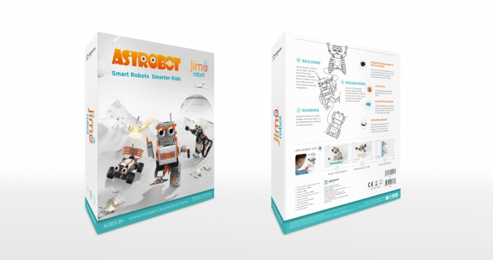 JIMU Astrobot - Robot do nauki programowania