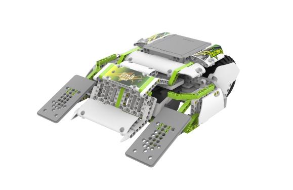 JIMU WarriorBot - Robot do nauki programowania