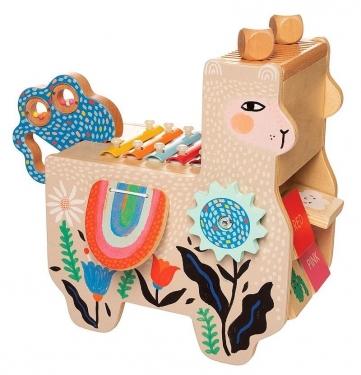 Muzyczne instrumenty w kostce Lamaja Manhattan Toy