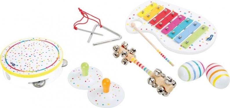 Komplet instrumentów Mały zespół Small Foot