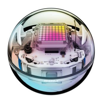 Sphero Bolt - robot edukacyjny do nauki programowania z matrycą LED i aplikacją mobilną