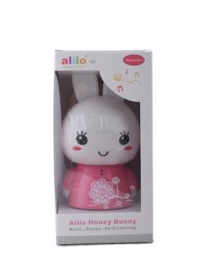 Alilo Honey Bunny G6 Interaktywny Króliczek - Różowy