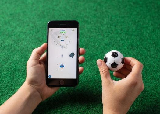 Sphero Mini - robot edukacyjny do programowania z aplikacją mobilną (soccer)