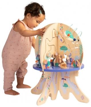 Centrum aktywności Przygody w morskich głębinach Manhattan Toy