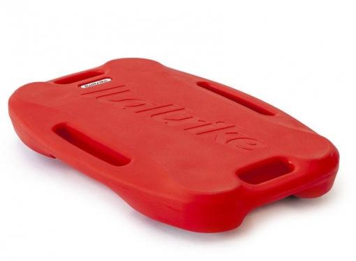 Czerwona deskorolka deska na kółkach Mini Eolo Italtrike