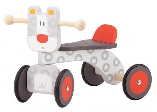 Jeździk dziecięcy Śnieżna Pantera Sevi