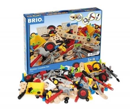 BRIO Builder Zestaw Majsterkowicza 271 elementów
