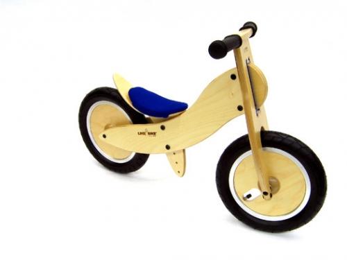 KOKUA Rowerek Biegowy LIKEaBIKE Mini kolor niebieski