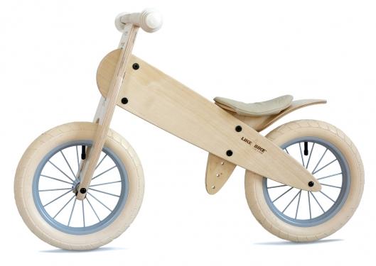 KOKUA Rowerek Biegowy 2-5 lat LIKEaBIKE Spoky kolor biało - kremowy