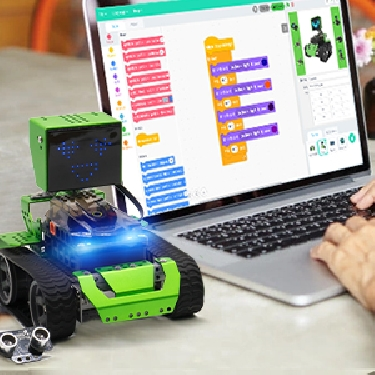 Robobloq Qoopers - robot edukacyjny 6 w 1